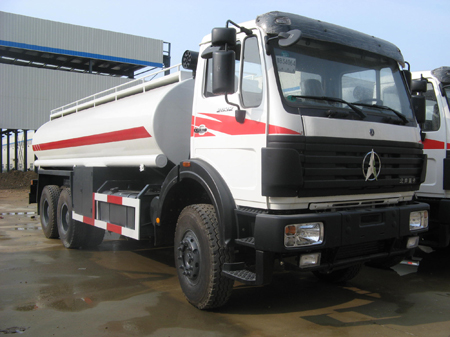 North Benz 3500 gallon water truck