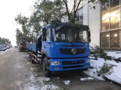Dongfeng T5 6*4 LHD 240hp 8T knuckle truc