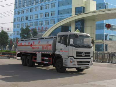 dongfeng 25cbm fuel truck