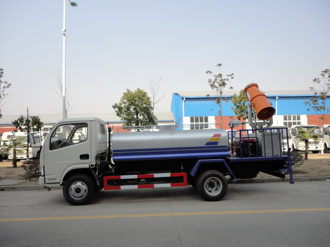 dongfeng pesticide spray  truck