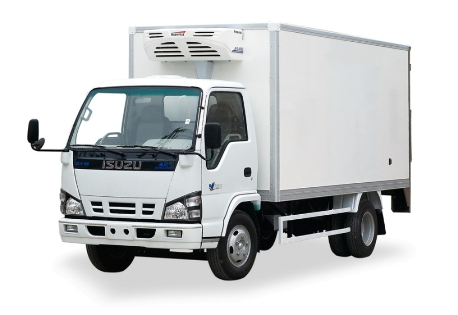 The Crafts Of Reefer Van Trucks Supplier And Manufacturer